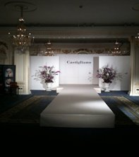 Catwalk Staging Hire