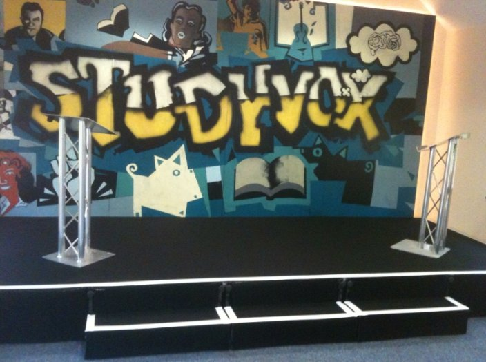 Truro Stage Hire